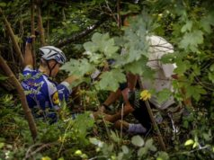 Laurens De Plus crash