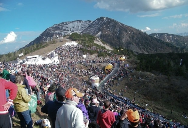 Monte Zoncolan giro 2018