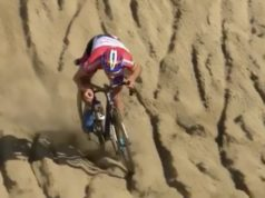 Mathieu Van Der Poel crash save