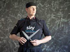 Team Sky chef Soren Kristiansen