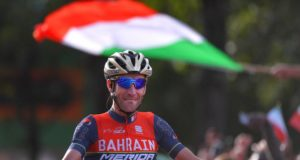 Vincenzo Nibali il lombardia 2017