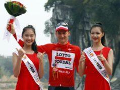 Tim Wellens wins Tour of Guangxi