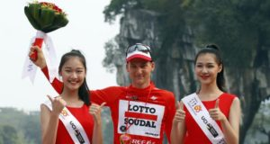 Tim Wellens wins Tour of Guangxi