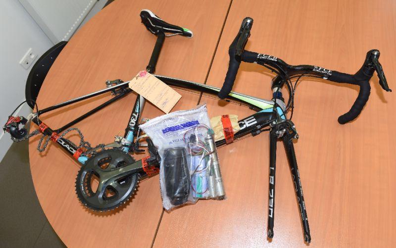 bike motor french cyclist