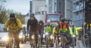 cyclists should pay road tax