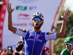 Fernando Gaviria tour of guangxi stage 1