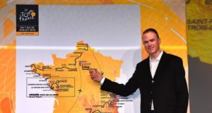 Chris Froome tour de france 2018