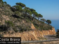 The Costa Brava Coast & Sant Grau