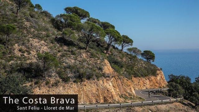The Costa Brava Coast & Sant Grau