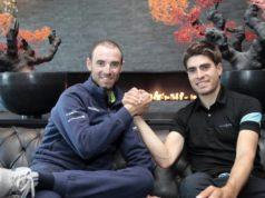 Alejandro Valverde Mikel Landa