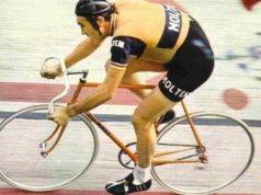 Eddy Merckx Hour Record Mexico City 1972