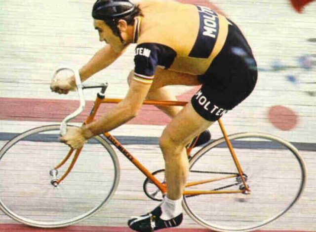 Eddy Merckx Hour Record Mexico City 1972