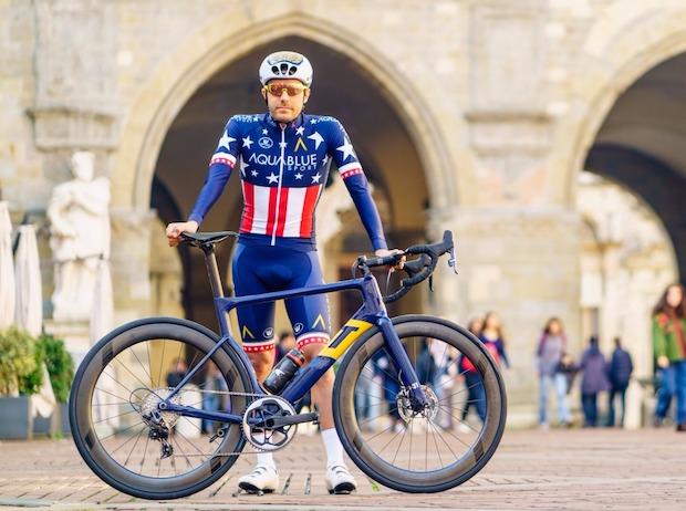 aqua blue sport 3t bike