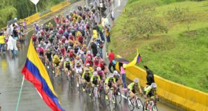 Vuelta a Colombia doping