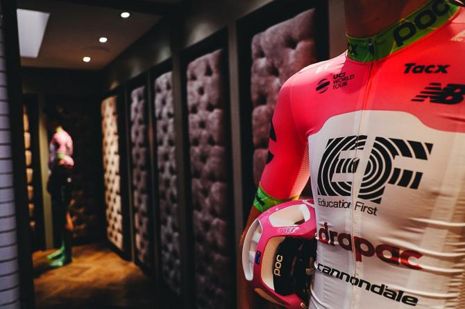 EF Education First-Drapac 2018 kit
