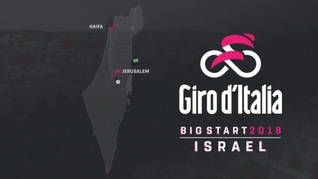 Giro d'Italia 2018 route