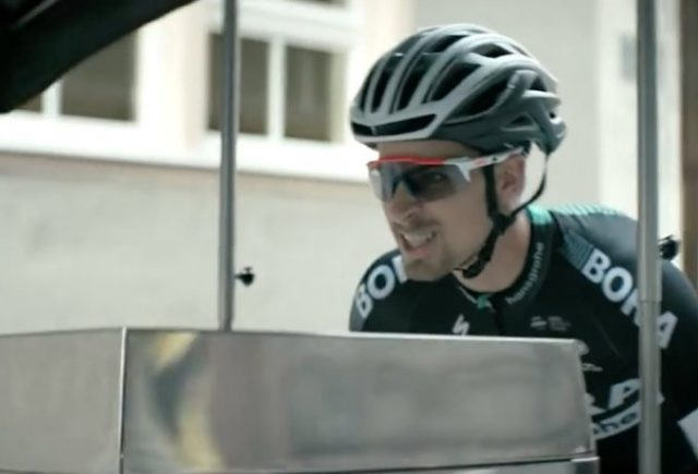 Peter Sagan commercial
