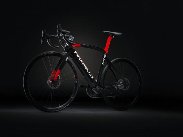 Pinarello Nytro e-road bike