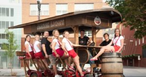 beer-bikes amsterdam