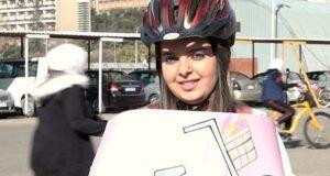syria women cyclists