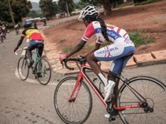 Central African cycling