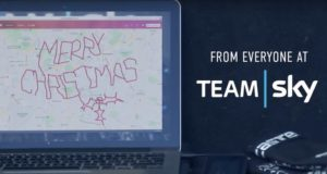 Team Sky Christmas video
