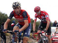 Nibali and Froome