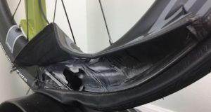 carbon wheel fail