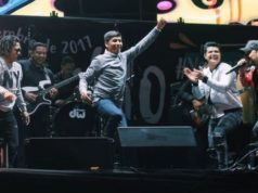 Nairo Quintana dancing