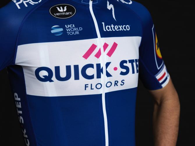 Quick Step Floors 2018 kit