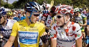 Michael Rasmussen Lance Armstrong
