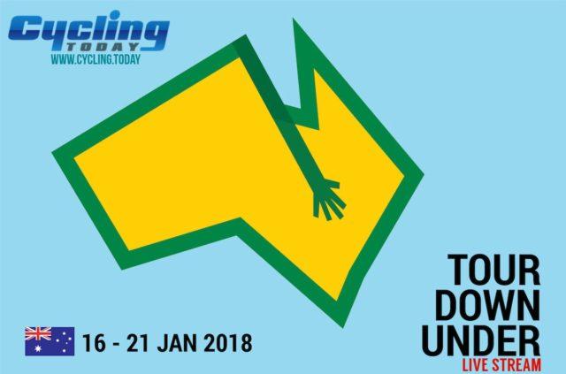 2018 Tour Down Under LIVE STREAM