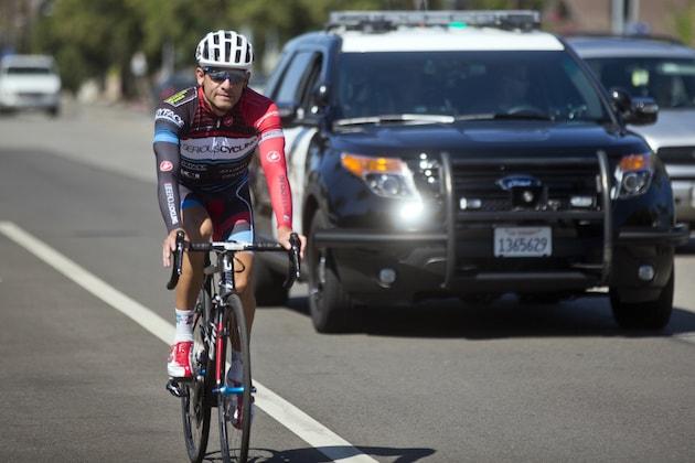 cyclist traffic laws study