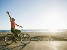 riding bike heart risk study