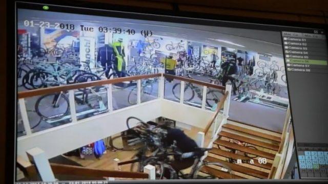 bike thieves bianchi