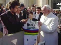 peter sagan pope francis
