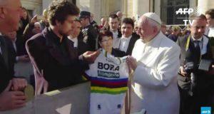 peter sagan pope francis