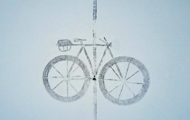 fat bike winnipeg snow