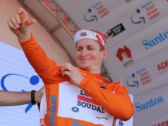 Andre Greipel tour down under 2018