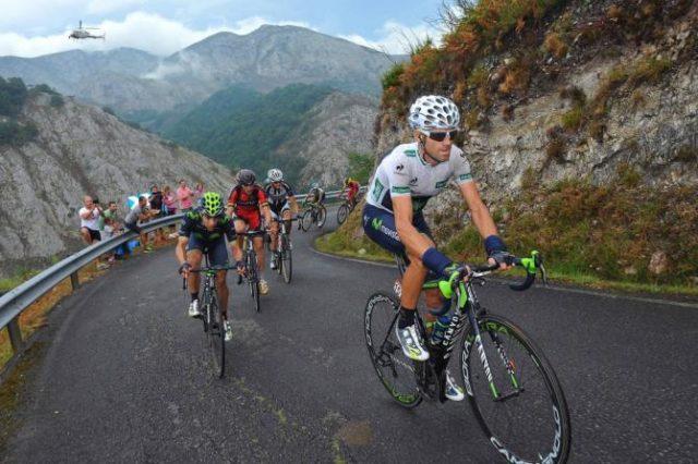 Alejandro Valverde Vuelta Covadonga