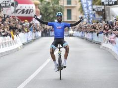 Moreno Moser trofeo laigueglia