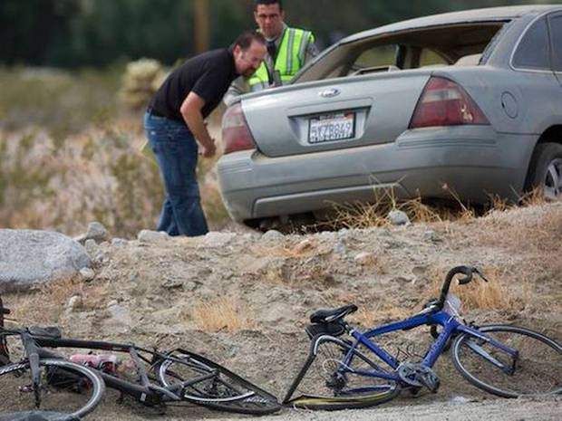 Tour de Palm Springs cyclist killed