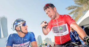 Marcel Kittel and Mark Cavendish