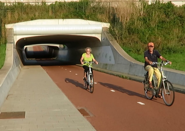 netherlands bicycle highway