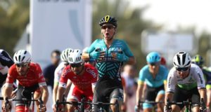 Bryan Coquard tour of oman stage 1
