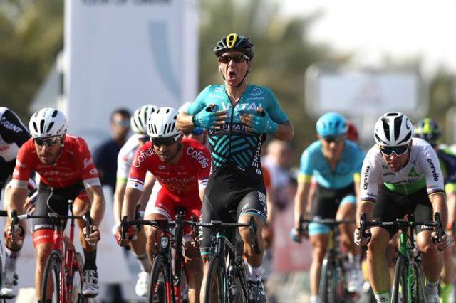 Bryan Coquard tour of oman stage 1