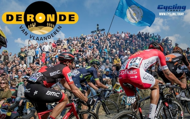 2018 Tour of Flanders LIVE STREAM