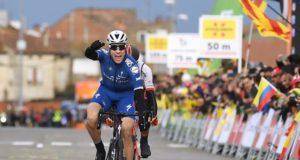 Maximilian Schachmann wins stage 6