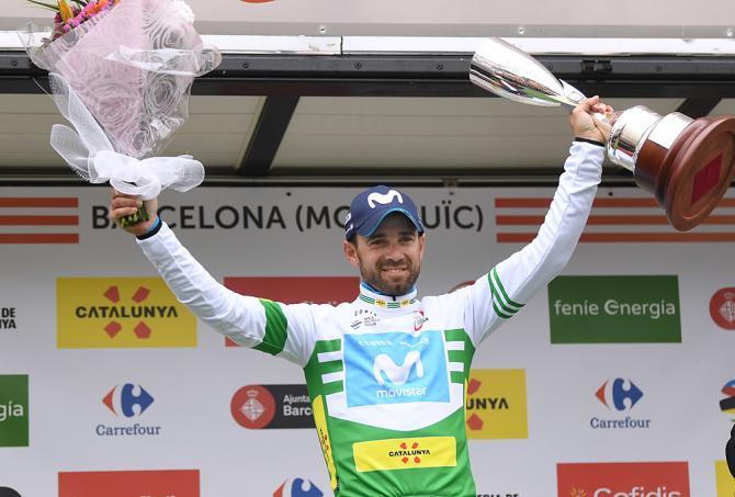 Alejandro Valverde wins Volta a Catalunya 2018
