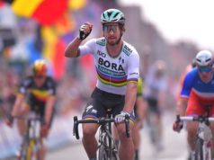 Peter Sagan wins Gent-Wevelgem 2018